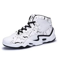 低帮篮球鞋防滑耐磨运动战靴少年球场战靴学生篮球鞋透气男鞋