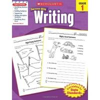 【中商原版】学乐助你成功 写作等级1 英文原版 Scholastic success writing