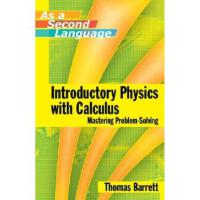 【预订】Introductory Physics with Calculus as a Second Language