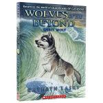 【中商原版】绝境狼王5 冰川狼魂 英文原版 Wolves of the Beyond #5 Spirit Wolf 动