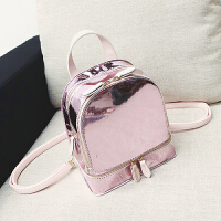 迷你双肩包女夏季新款韩版潮学生包女书包时尚百搭旅行小背包