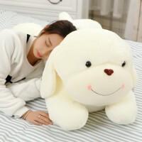 可爱趴趴狗毛绒玩具狗抱枕娃娃公仔玩偶睡觉抱女孩