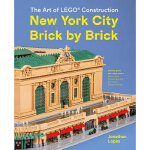 英文原版 New York City Brick By Brick 艺术建筑书籍