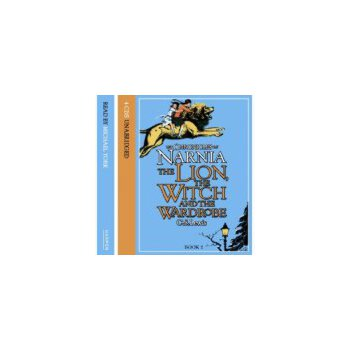 The Lion, the Witch and the Wardrobe 纳尼亚传奇:狮子、女巫与魔衣橱(CD) ISBN9780007117321