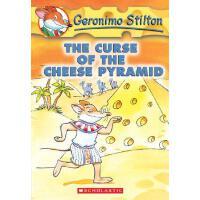 Geronimo Stilton #2: The Curse of the Cheese Pyramid