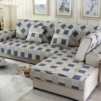 沙发垫坐垫四季全棉套装 格局