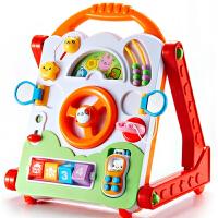 多功能学习桌幼儿童宝宝学步车玩具台游戏桌