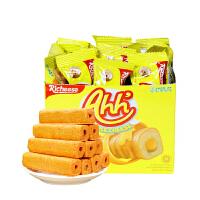 丽芝士 Richeese奶酪芝士玉米棒 哈哈卷160g (8*20条)印尼进口零食品 纳宝帝威化饼干休闲