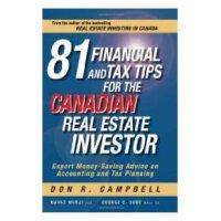 【预订】81 Financial and Tax Tips for the Canadian Real Estate