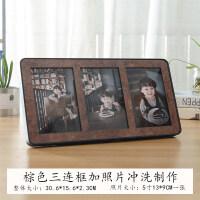 韩版摩卡系列创意婚纱照宝宝相框摆台影楼像框挂墙5寸10寸照片 其他尺寸