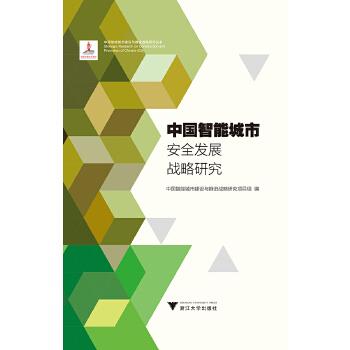 中国智能城市安全发展战略研究 中国智能城市建设与推进战略研究