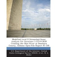 Modified Level II Streambed-Scour Analysis for Structure 1-