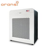奥兰希(Oransi)空气净化器家用 除pm2.5雾霾甲醛烟气净化器 静音 美国原装进口 EJ100