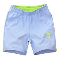 儿童短裤夏季薄款男童运动休闲裤子纯棉外穿中大童三分裤五分中裤