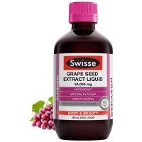 Swisse 斯�S� 澳洲葡萄籽精�A富含原花青素�L味�料口服液300ml