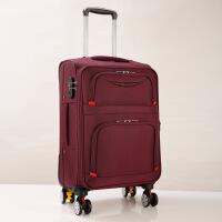 新款拉杆箱新款 拉杆包 牛津布行李箱 旅行箱拉杆 万向轮拉杆箱