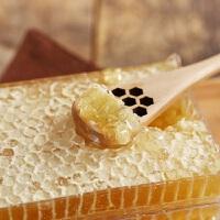 春播优选大地厨房椴树蜂巢蜜250g