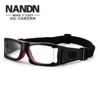 防雾可配近视男士打篮球眼镜架运动眼镜篮球足球眼镜框