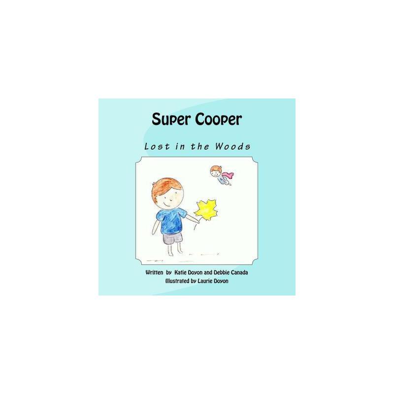 【预订】Super Cooper: Lost in the Woods 预订商品,需要1-3个月发货,非质量问题不接受退换货。
