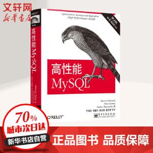高性能MYSQL(第3版) 电子工业出版社
