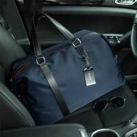 旅行包手提瑞士男士大容量旅游行李包出差单肩旅行袋 大