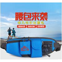 时尚户外休闲男女士手机腰包 运动骑行腰包 户外水壶腰包登山跑步腰包