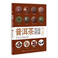 【新书店正版】普洱茶名品图鉴王广智龙门书局9787508837185
