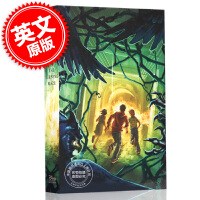 现货 阿波罗的审判:燃烧的迷宫 第三卷3 英文原版 Trials of Apollo The Burning Maze