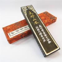 上海曹素功墨条墨锭墨块五石漆烟徽墨油烟墨101大好山水1两/2两上墨上海墨厂