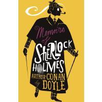 现货 福尔摩斯探案集:回忆录英文原版The Adventures of Sherlock Holmes柯南道尔世界经典侦