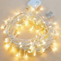 LED彩灯户外防水满天星闪灯串灯婚庆装饰灯圣诞灯酒吧小彩灯