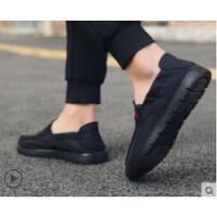 帆布鞋透�饽惺啃蓍e�底一�_蹬�腥硕苟剐�男鞋老北京布鞋