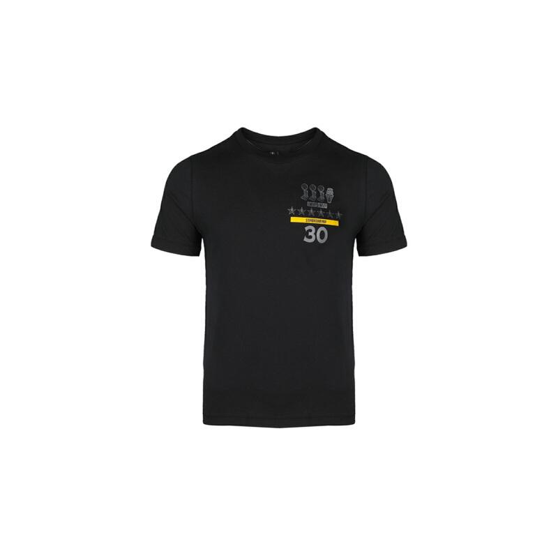 Nike耐克2019年新款男子AS NBA M NK DRY TEE MVP ACL SCT恤BV1543-010 暑期狂欢 嗨购钜惠 潮搭出游