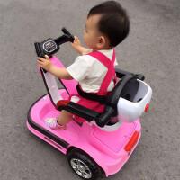 儿童电动车宝宝室内遥控摩托车四轮童车男女孩可坐人玩具车1-3岁