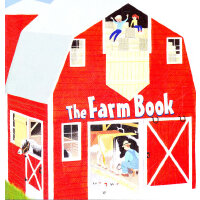 The Farm Book (A Golden Super Shape Book) 农场异形书(金色童书) ISBN