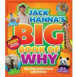 【预订】Jack Hanna's Big Book of Why Amazing Animal Facts and P