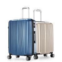 卡拉羊拉杆箱20寸24寸28寸大空间行李箱男女商务出行旅行箱静音万向轮密码箱CX8560