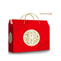 通用食品海鲜特产干果红枣干货包装盒批发