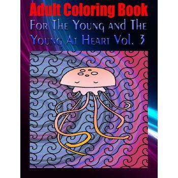 【预订】Adult Coloring Book for the Young and the Young at Heart Vol. 3: Mandala Coloring Book 预订商品,需要1-3个月发货,非质量问题不接受退换货。
