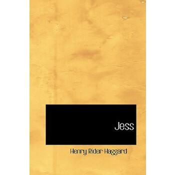 【预订】Jess 9780554319414 美国库房发货,通常付款后3-5周到货!