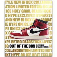 Out of the Box:The Rise of Sneaker Culture运动鞋文化的兴起 经典运动鞋画册图