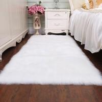 客厅沙发地毯茶几地毯 防滑窗台垫 加厚毛绒卧室床边毯 满铺榻榻米 仿羊毛地毯
