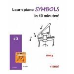 【预订】Learn Piano Symbols in 10 Minutes!