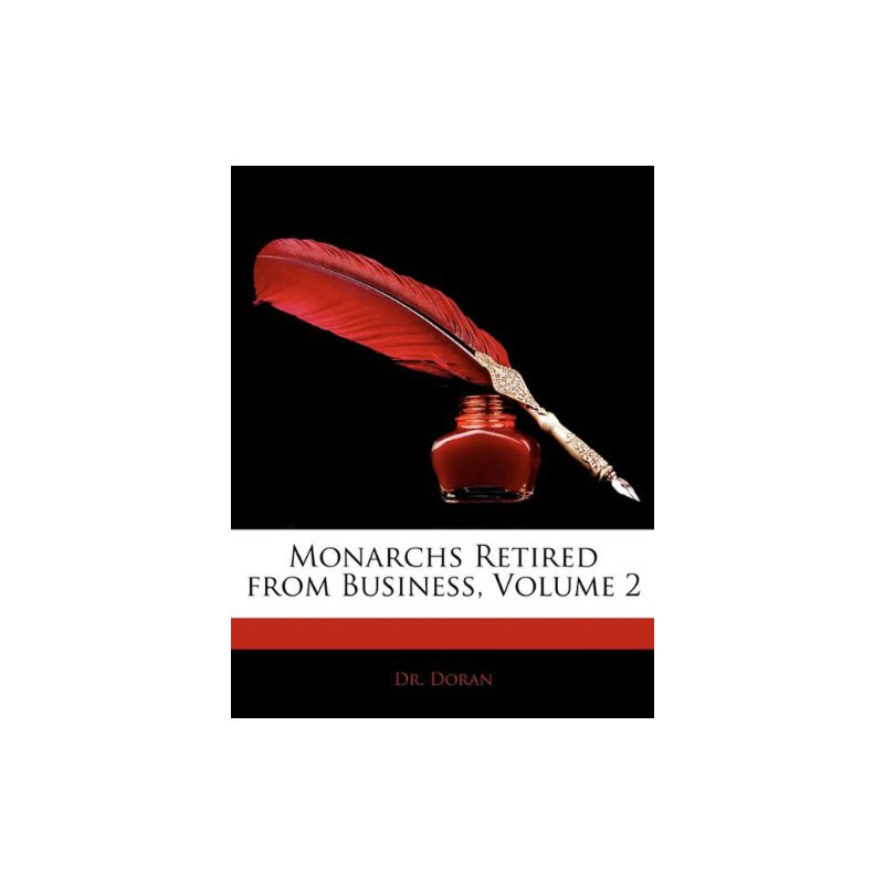 Monarchs Retired from Business, Volume 2 [ISBN: 978-1142168230] 美国发货无法退货,约五到八周到货