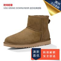 澳洲UGG Grand DownUnder迷你经典短靴 海外购
