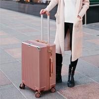 行李箱男女学生韩版小清新密码箱拉杆箱旅行箱复古箱子