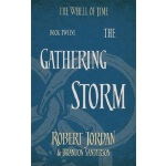 【中商原版】Wheel of Time #12:The Gathering Storm 英文原版 英文小说 科幻小说