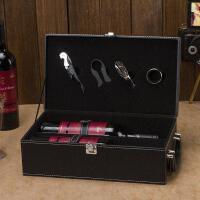 红酒包装盒纸盒双支葡萄酒盒礼盒纸袋手提酒袋红酒包装箱子外包装 带酒具1 常规双全EV