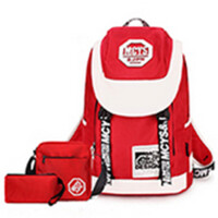 双肩包女潮流背包男中学生书包电脑包旅行包