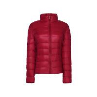 羽绒服女式轻薄款户外短款羽绒衣轻型小款短装秋冬季外套